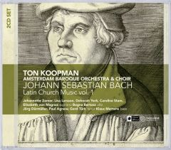 Latin Church Music Vol. 1