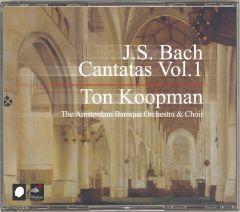 Complete Bach Cantatas Vol. 1