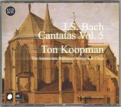 Complete Bach Cantatas Vol. 5