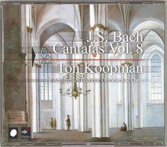 Complete Bach Cantatas Vol. 8