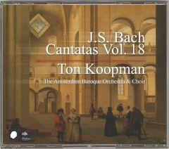 Complete Bach Cantatas Vol. 18