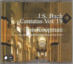 Complete Bach Cantatas Vol. 19