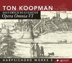 Opera Omnia VI, Harpsichord works II