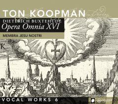 Opera Omnia XVI - Vocal Works 6: Membra Jesu Nostri