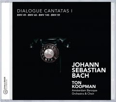 Dialogue Cantatas I