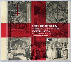 London Symphonies - Symphonies nos. 97 & 98
