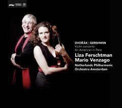 Violin concerto - An American in Paris