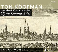Opera Omnia XVII - Vocal music vol. 7