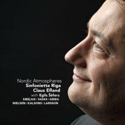 Sinfonietta Riga & Claus Efland