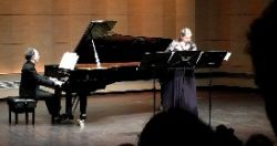 Picture - World Premiere Piccolo Sonata