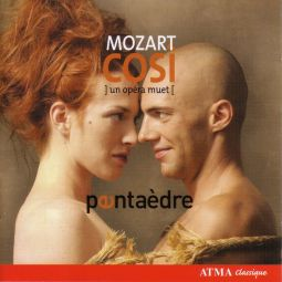 Mozart : Cosi, an opera without words