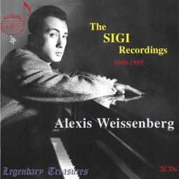 Bach: The Sigi Recordings