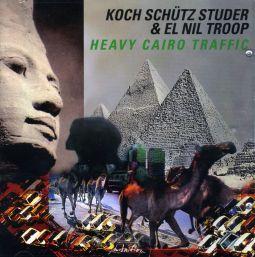 Heavy Cairo Traffic