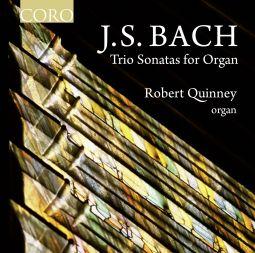 Trio Sonatas For Organ, Bwv 525-530