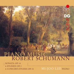 Sonate Op.14/6 Studies Op.3/6 Concert-Etudes Op.10