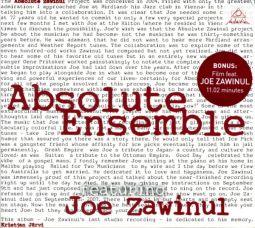 Absolute Ensemble