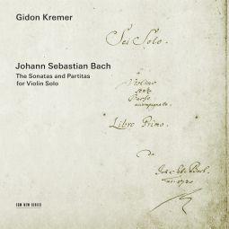 Sonatas And Partitas For Violin Sol