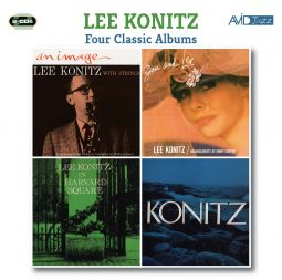Four Classic Albums (an Image / You And Lee / In Harvard Square / Konitz)