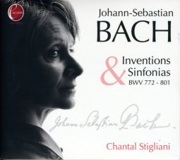 Bach, J.S.: Inventions & Sinfonias BWV 771-801
