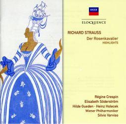 Der Rosenkavalier - excerpts