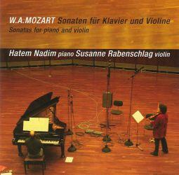 W. A. Mozart: Sonatas for Piano and Violin (Complete)