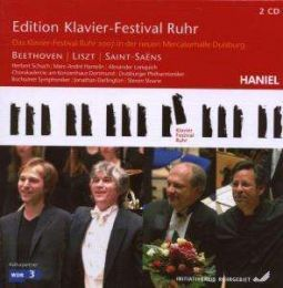 Edition Piano-Festival Ruhr 2007, Vol. 18: Beethoven, Saint-Saens, Gluck, Strauss, Liszt