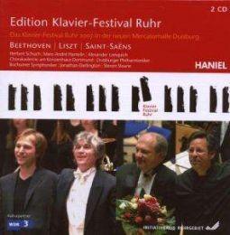 Edition Piano-Festival Ruhr 2007, Vol. 18: Beethoven, Saint-Saens, Gluck, Strauss, Liszt