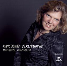 PIANO SONGS - Songs without Words by Felix Mendelssohn & Franz Schubert (arr. Franz Liszt) -