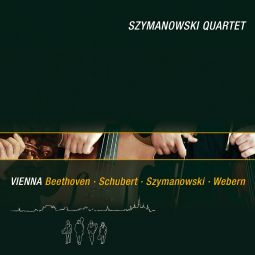 VIENNA: Beethoven, Schubert, Webern & Szymanowski