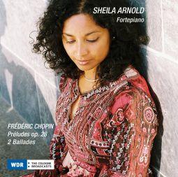 Frédéric Chopin: 24 Préludes Op. 28 & Ballades Op. 23 & 52