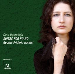 George Frideric Handel, Suites for piano Nos 2-6 (Vol. 1, 1720)