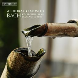 A Choral Year with JS Bach