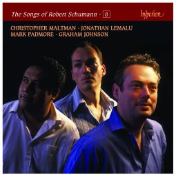 Schumann: The Songs Edition – 8: Mark Padmore, Jo