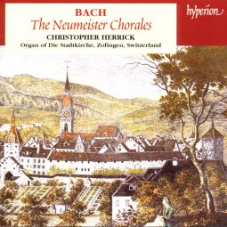 Bach: Neumeister Chorales