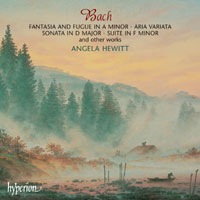 Bach, JS.: Fantasia, Aria and other works
