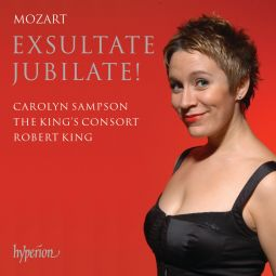 Mozart: Exsultate jubilate! and other soprano aria