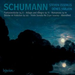 Schumann: Music for Cello and Piano