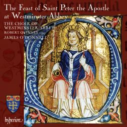 The Feast of St Peter the Apostle At Westminster Abbey