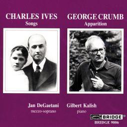 JAN DEGAETANI SINGS CRUMB & IVES