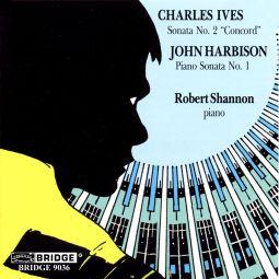 IVES HARBISON PIANO SONATAS