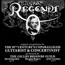 The Great Regondi, Vol. 1
