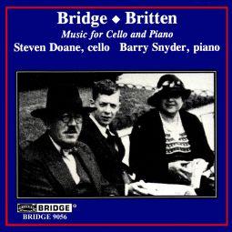 BRITTEN & BRIDGE :CELLO WORKS