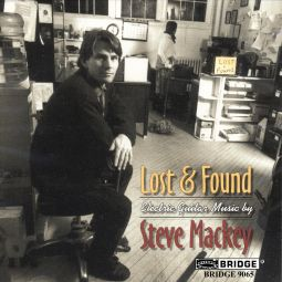 LOST & FOUND/ELECTRIC GUITAR MUSIC