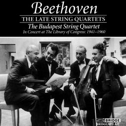 THE LATE STRING QUARTETS