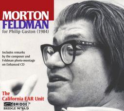 FELDMAN, MORTON, FOR PHILIP GUSTON