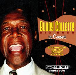 THE BUDDY COLLETE BIG BAND IN CONCE