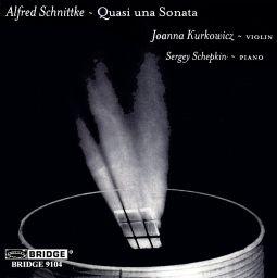 QUASI UNA SONATA - MUSIC FOR VIOLIN