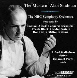 THE MUSIC OF ALAN SHULMAN