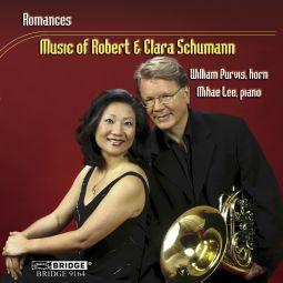 ROMANCES: MUSIC OF THE SCHUMANNS