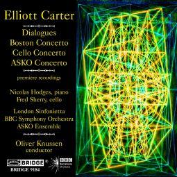 Dialogues/Boston Concerto (E.Carter Vol.7)